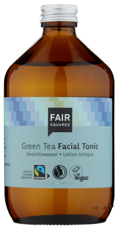 Fair Squared Facial Tonic Green Tea 500ml