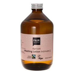FAIR SQUARED Intimate Washing Lotion 500ml ZERO WASTE