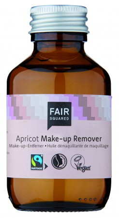FAIR SQUARED Make-Up Remover 100ml ZERO WASTE