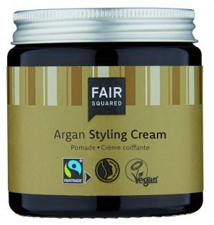 FAIR SQUARED Styling Cream Argan 100ml ZERO WASTE