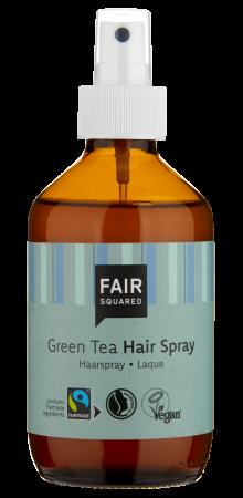 FAIR SQUARED Hair Spray Green Tea 240ml ZERO WASTE