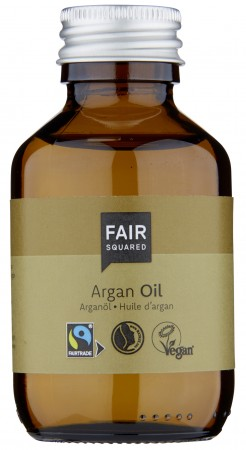 FAIR SQUARED Arganöl (Bio) 100ml