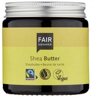 FAIR SQUARED Shea Butter (Bio) 100gr.