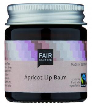 FAIR SQUARED Lip Balm Apricot 20gr. ZERO WASTE