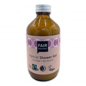 FAIR SQUARED Shower Gel Apricot 240ml ZERO WASTE
