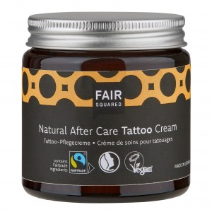 FAIR SQUARED After Tattoo Cream 100ml zero waste