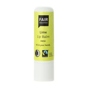 Fair Squared Lip Balm Lime - Fresh 12gr.