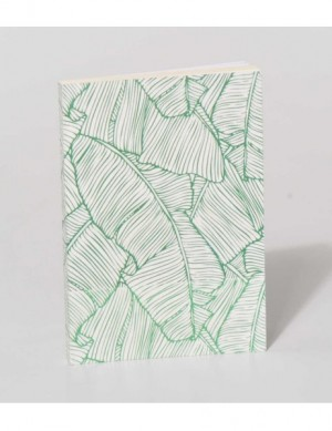 Notizbuch 'Blätter'