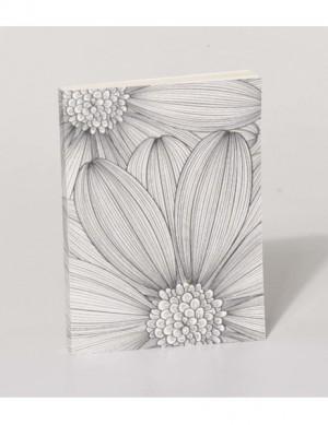 Notizbuch 'Blume'