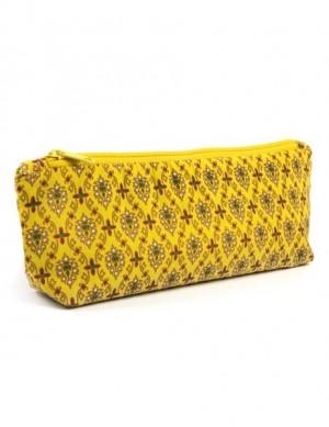 Stiftemäppchen 'Oriental gelb'