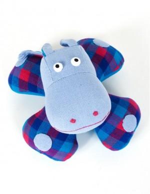 Stofftier 'Hippo'