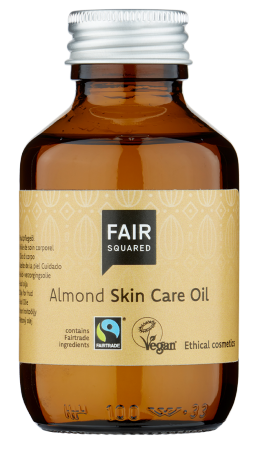 FAIR SQUARED Skin Care Oil Almond 100ml