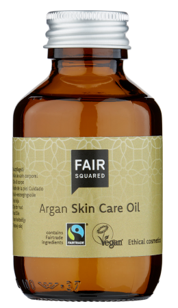 FAIR SQUARED Skin Care Oil Argan 100ml