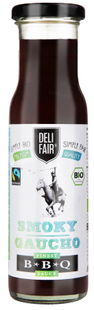 Deli Fair BBQ Smoky Gaucho 240ml