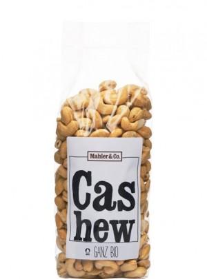 Mahler & Co. Cashew ganz Beutel 400g