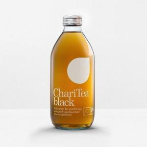 ChariTea Black Tee m. Zitrone