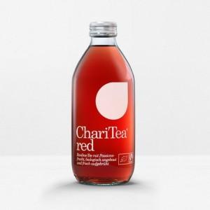 ChariTea Red Bio Roiboos Tee m. Passionsfrucht