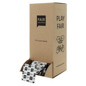 Fair Squared Tower for condoms