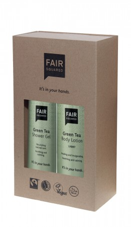 FAIR SQUARED Beauty Box Green Tea
