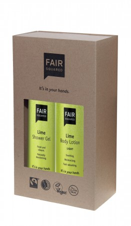 FAIR SQUARED Beauty Box Lime