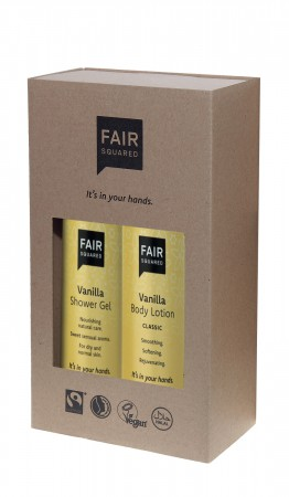 FAIR SQUARED Beauty Box Vanilla