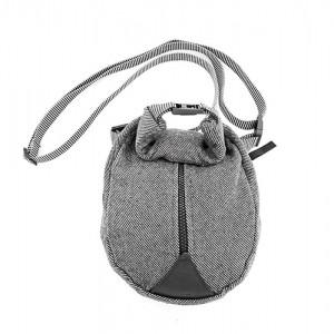 HOLYFANCY Holymicro Handtasche schwarz/weiss