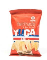 Yuca Maniok Chips Salt 50g