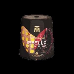 TROPICAL MOUNTAIN REBELLO Espresso/Ristretto 21 Kapseln