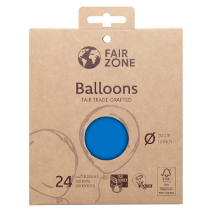 FairZone Ballon Blau 24pc.