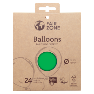 FairZone Ballon Grün 24pc.