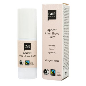 Fair Squared After Shave Balm Women Apricot 30ml