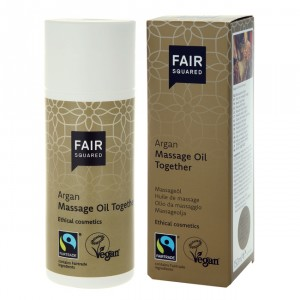 Fair Squared Massage Oil Together 150ml