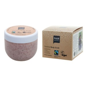 Fair Squared Body Scrub Coconut 150ml