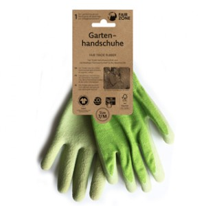 FAIR ZONE Gartenhandschuhe Medium