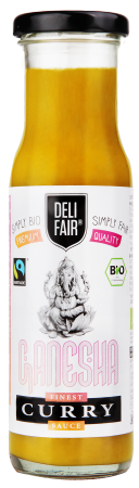 Deli Fair Curry Ganesha 240ml