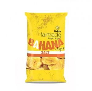Banana Chips Salt 85g