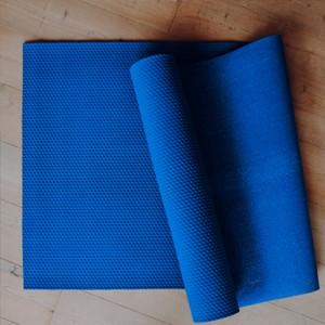 FAIR MOVE Yogamatte Blue - Size Medium
