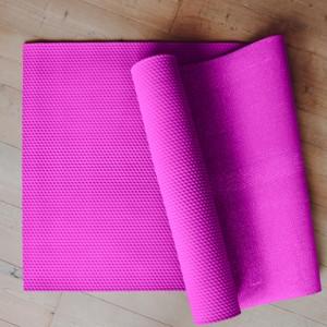FAIR MOVE Yogamatte Purple - Size Medium