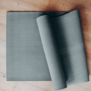 FAIR MOVE Yogamatte Grey - Size Medium