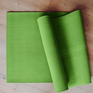 FAIR MOVE Yogamatte Green - Size Medium