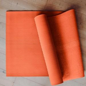 FAIR MOVE Yogamatte Orange - Size Medium